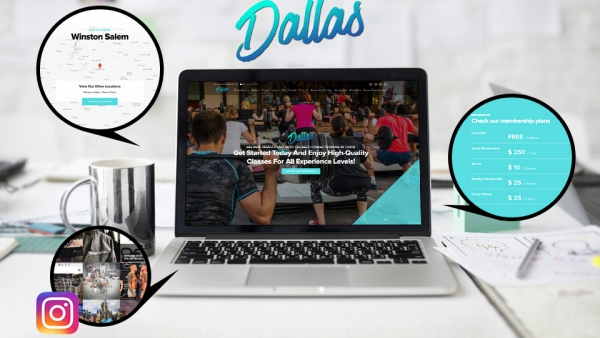 Introducing Our Latest Theme - Dallas!