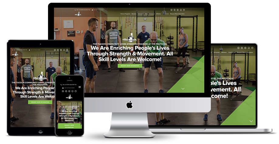 Fitness Websites