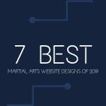7 Best Martial Arts Website Designs of 2019