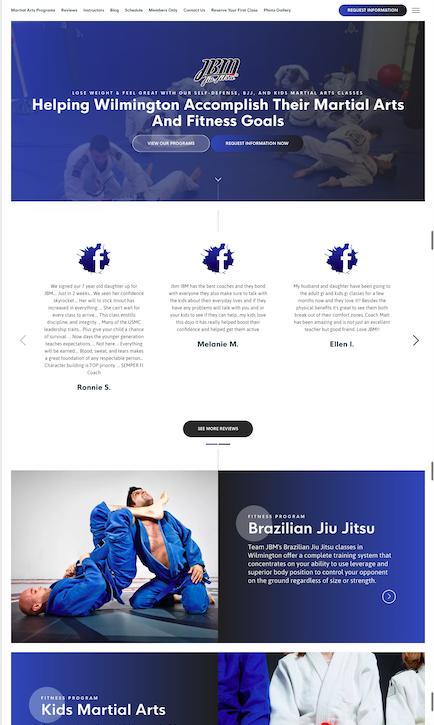 7 Best CrossFit Website Designs of 2019