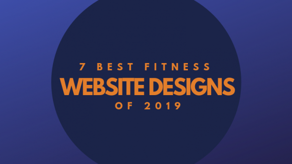 7 Best Fitness Website Designs 2019 [ Updated 2020 ]